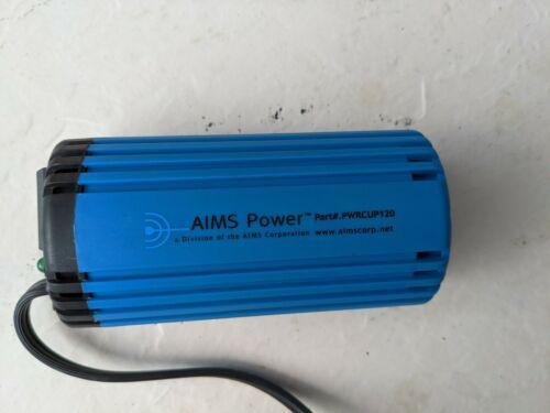 AIMS 120W 12V DC to 120V AC Inverter PowerCup