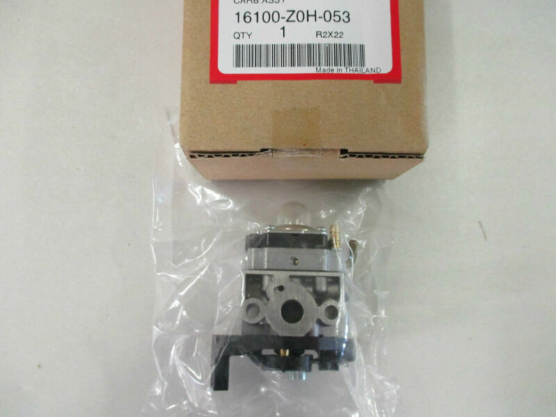 Genuine Honda 16100-Z0H-053 Carburetor Fits GX25 FG110 FG110K1 HHT25S WYB6F OEM