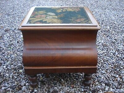 Impressive Antique Wooden Commode