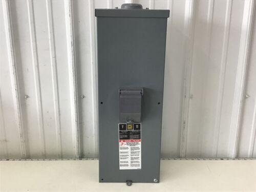 SQUARE D -  QOM2E2200NRB Enclosed Circuit Brkr 200A 240V Nema 3R