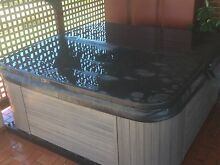 Monsoon 6person Spa with hard cover Aberfoyle Park Morphett Vale Area Preview