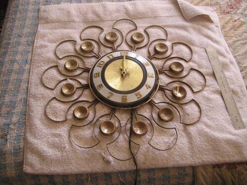 Vintage Robertshaw Control Co.Clock