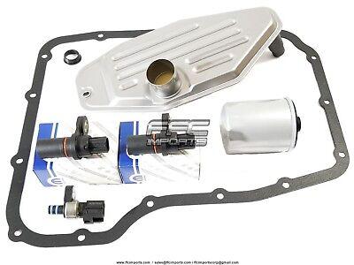 45RFE 545RFE 68RFE Transmission MOPAR Sensors SET W/ 4WD Filter Pan Gasket