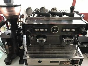 Grimac 10 amp commercial coffee machine Pyrmont Inner Sydney Preview