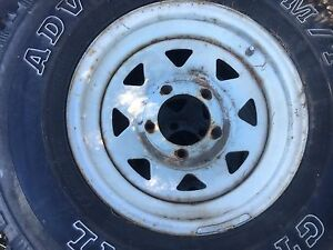 Land cruiser wheels and tyres Launceston Launceston Area Preview
