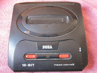 CONSOLE SEGA MEGADRIVE 2  SANS CABLE       no neo geo cd pc  engine nes super