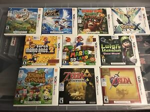3DS Video Games