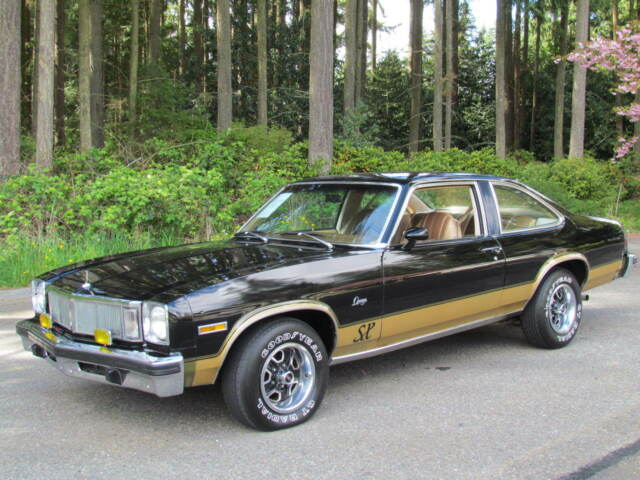 1976 oldsmobile omega sx factory 5 speed black and gold for 1975 oldsmobile omega salon