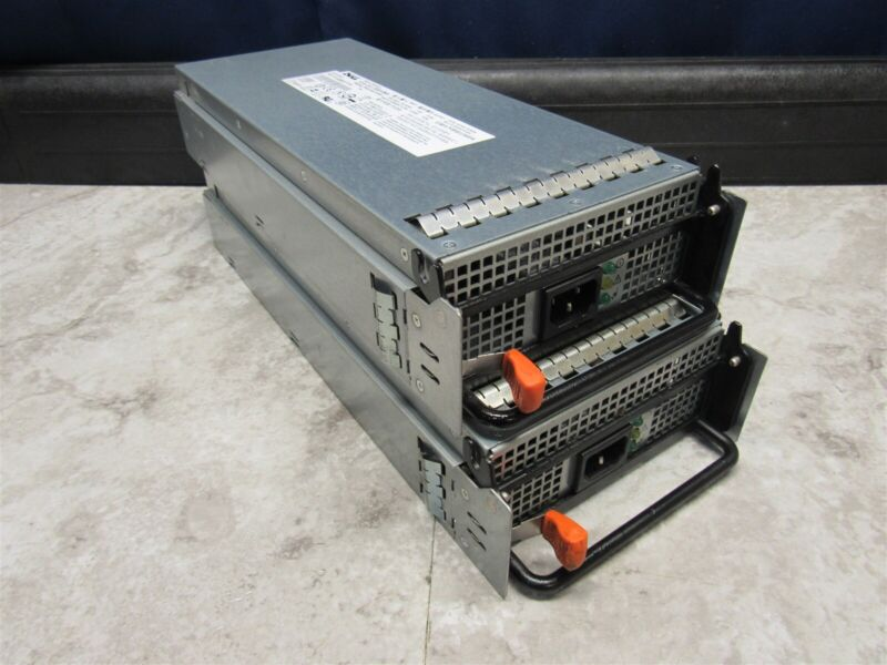 LOT of 2 DELL POWEREDGE 2900 930W SERVER POWER SUPPLY U8947 KX823 Z930P-00 SP1