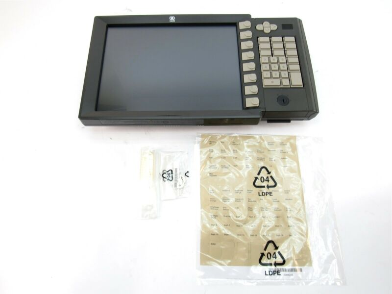 """NCR 5954-2501-9090 15"""" POS Register Display 15"""" LED Dynakey Surface Capacitive"""