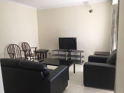 Fully furnished 4 bed 2 bath house near Curtin Uni