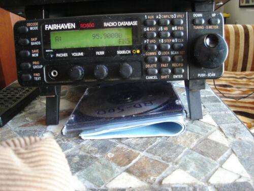 fairhaven rd500 communications receiver