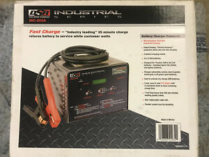 New industry fast charge battery charger  for 350$