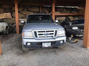 2011 Ford Ranger Sport Edition 4x4