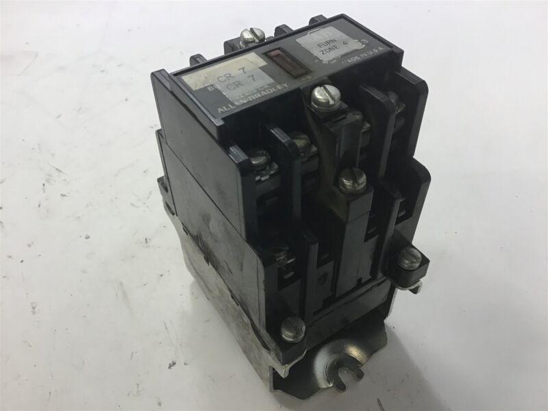 ALLEN-BRADLEY 700-N800A1 AC RELAY