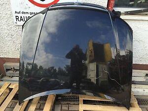 Opel Omega B Caravan 2001 Motorhaube 298 / 83L Mittelnacht Schwarz