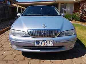 1995 ford ltd lpg RWC motor has 3 months warranty Melbourne CBD Melbourne City Preview