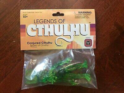2015 Warpo Legends of Cthulhu Kickstarter CLEAR CONJURED SPAWN 4
