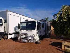 Isuzu truck Dudley Park Mandurah Area Preview
