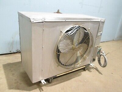 Singer Hdf-170-2 Hd Commercial Nsf Single Fan Walk-in Cooler Evaporator Coil