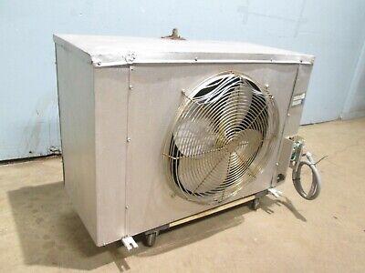 Singer Hdf-170-2 Hd Commercial Nsf Single Fan Walk-in Cooler Evaporator Coil