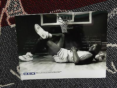 "8"" x 6"" PRESS AGENCY PHOTO - SHAQUILLE O'NEAL - BATON ROUGE 1991"