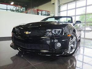 Chevrolet Camaro 2SS cabriolet 2 portes Rally Sport Package