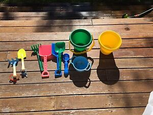 Kids garden/beach equipment Botany Botany Bay Area Preview