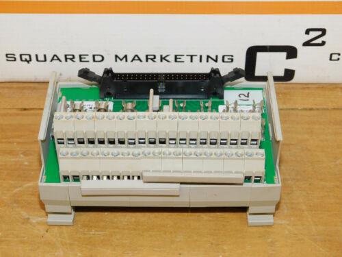 Allen Bradley 1492-ifm40f-fs-2 Ser A Analog Interface Module 0-132v Ac/dc Csq