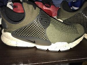 Nike sock dart olive size 13 us Jacana Hume Area Preview