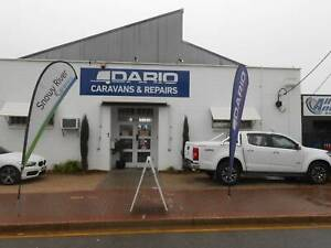 Dario Caravans Are OPEN For Business Melrose Park Mitcham Area Preview