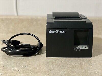 Star Micronics Tsp100 Futureprnt Receipt Printer