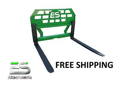 Es 48 Hd Global Euro Pallet Forks John Deer Loader - Free Shipping