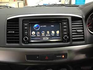 for Mitsubishi in dash sat nav with dvd bluetooth only 299 Lidcombe Auburn Area Preview