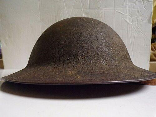 WW1 U.S. DOUGHBOY HELMET W/LINER & CHINSTRAP