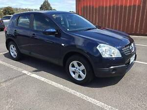 2009 Nissan Dualis Includes REGO, RWC, WARRANTY, ROADSIDE ASSIST Bundoora Banyule Area Preview
