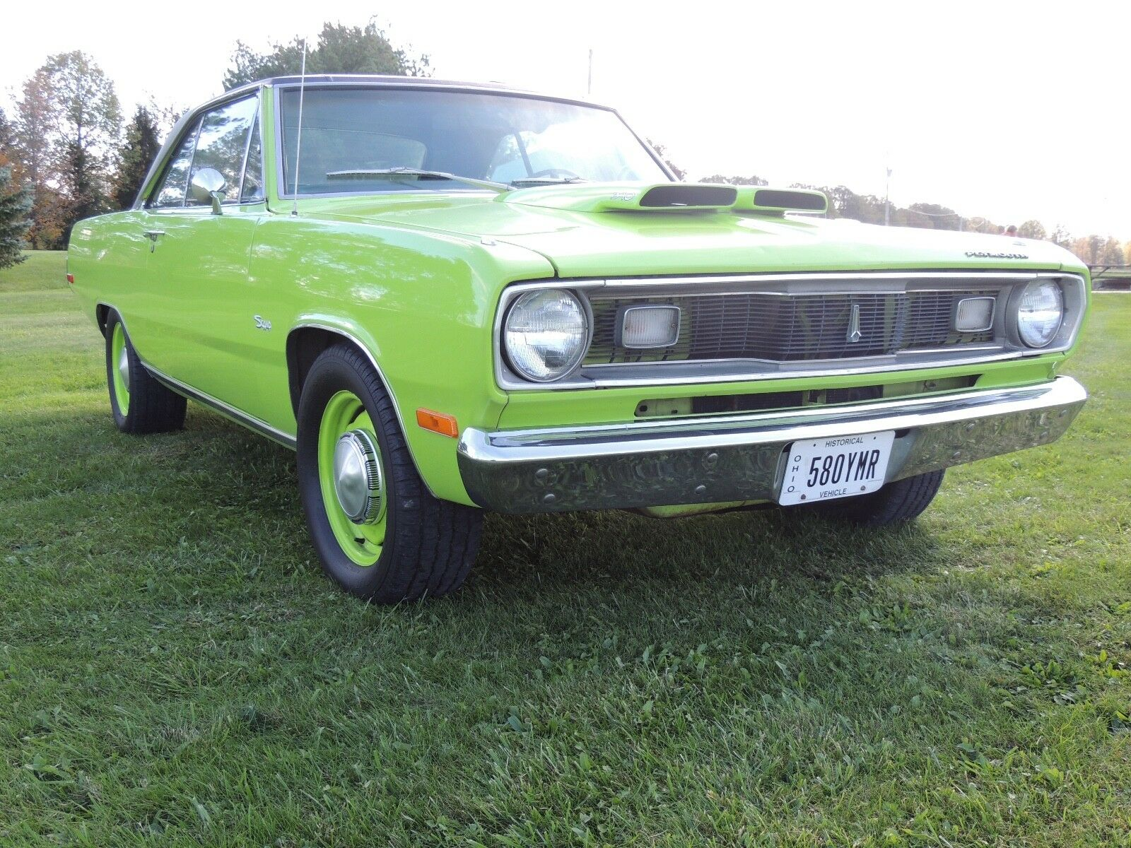 1972 Plymouth Other  1972 PLYMOUTH SCAMP SOLID MOPAR MUSCLE CAR FROM WEST COAST !!!