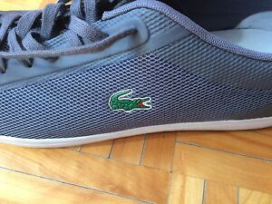 Chaussure  homme /men Lacoste neuf size 12