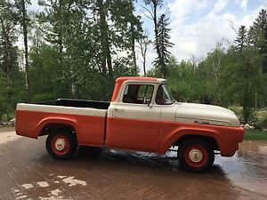 1958 Ford Shortbox - trades - $7500 cash