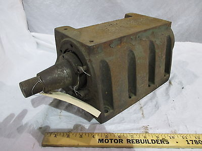 Storm Vulcan 15a Grinding Wheel Spindle Housing Assembly Core Only 15a-50mi-1
