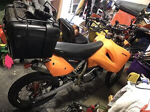 Ktm 525 exc 2005 excellent condition Gloucester Gloucester Area Preview