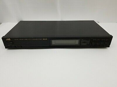 JVC FX-330BX AM FM Computer Controlled Tuner Stereo Digital Audio Quartz Lock ()