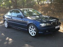 2004 BMW 325ci coupe 155,000 kms full log books Stanhope Gardens Blacktown Area Preview
