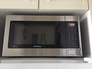Samsung - microwave - High Power 1100w - Great condition Mosman Mosman Area Preview
