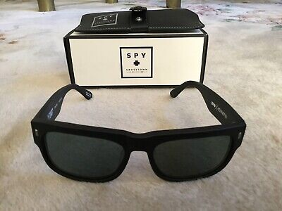 SPY Optic Logan Wrap Sunglasses ANSI RX