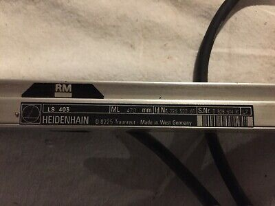 Charmilles 4000 Edm Wire Scale 470mm 3 152 176k L7