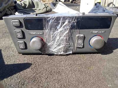Heater A/c Control CADILLAC SEVILLE 00 01 02 03 04