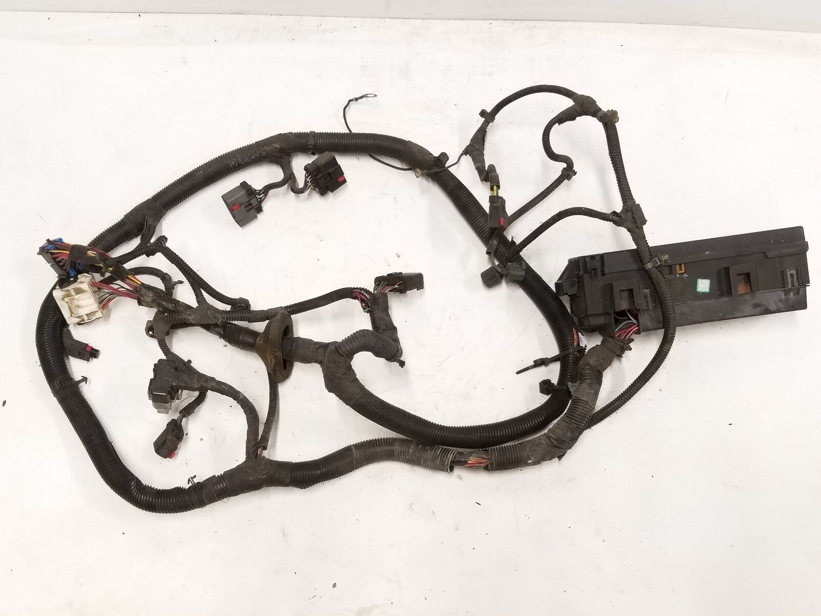 Used 2004 Jeep Wrangler Engines And Components For Sale Wiring Harness Tj Underhood Firewall Fusebox Relay 24l 04t