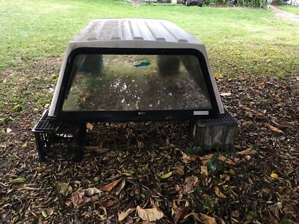 Secondhand Ute Canopy off Toyota Hilux (tub)