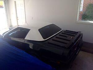 Corvette Roadster,Hard & Soft Top,Six speed Manual